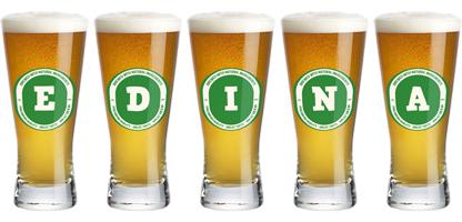 Edina lager logo