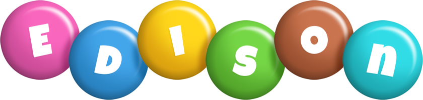Edison candy logo