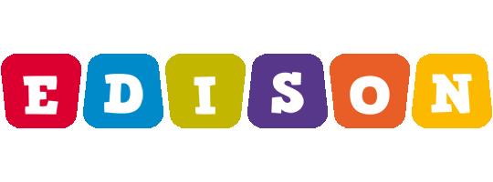 Edison daycare logo