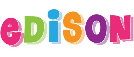 Edison friday logo