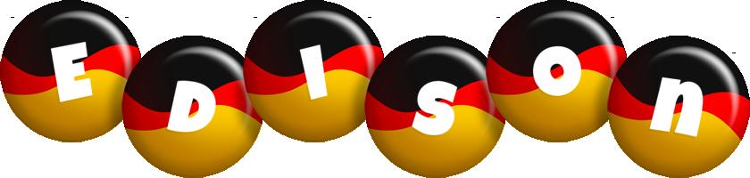 Edison german logo