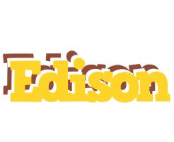 Edison hotcup logo