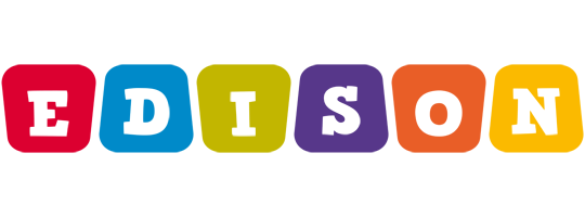 Edison kiddo logo