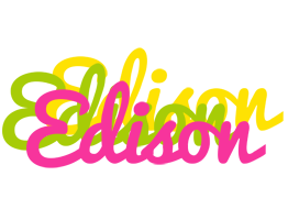 Edison sweets logo