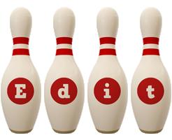 Edit bowling-pin logo