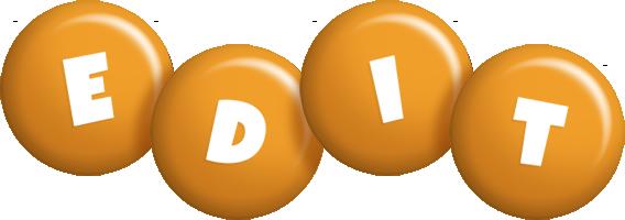 Edit candy-orange logo