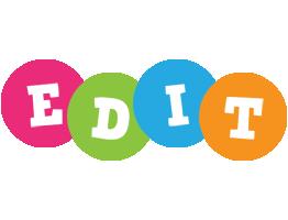 Edit friends logo