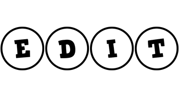 Edit handy logo