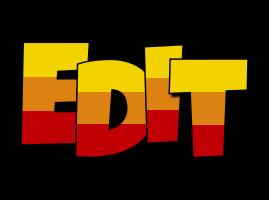 Edit jungle logo