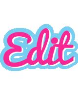 Edit popstar logo