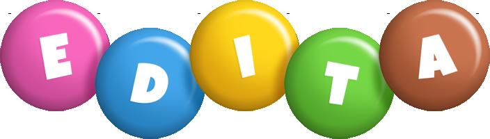 Edita candy logo