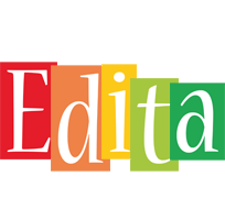 Edita colors logo