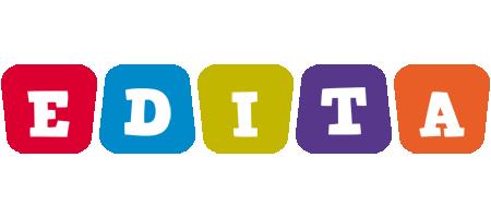 Edita daycare logo