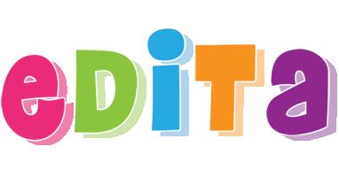 Edita friday logo