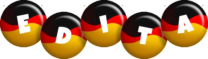 Edita german logo
