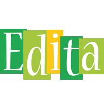 Edita lemonade logo