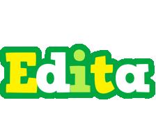 Edita soccer logo