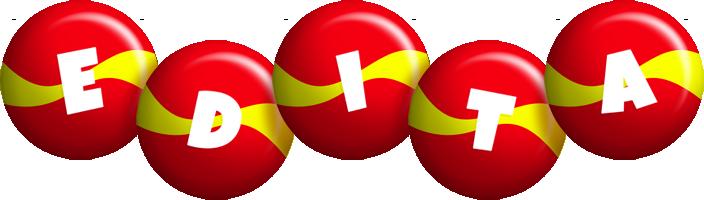Edita spain logo