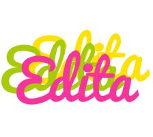 Edita sweets logo