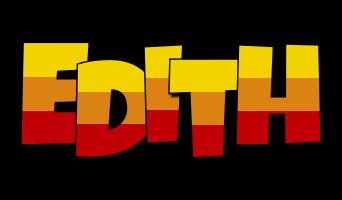 Edith jungle logo