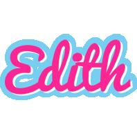 Edith popstar logo