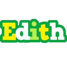 Edith soccer logo