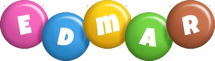 Edmar candy logo