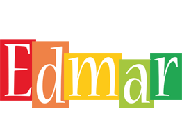 Edmar colors logo