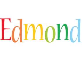 Edmond birthday logo