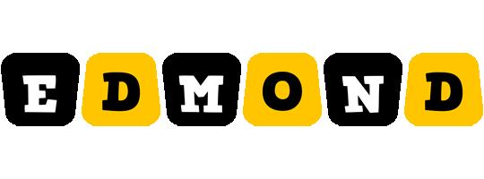 Edmond boots logo