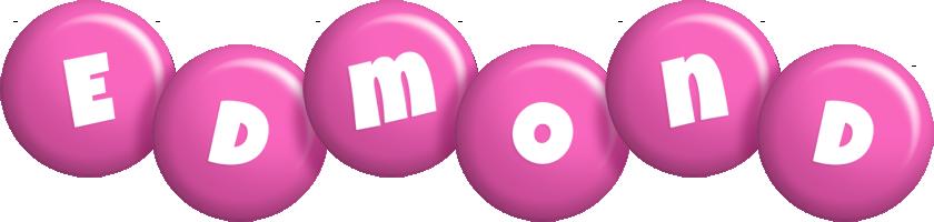 Edmond candy-pink logo