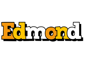 Edmond cartoon logo
