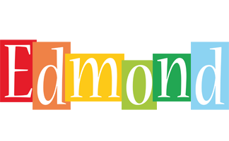 Edmond colors logo