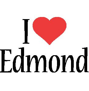 Edmond i-love logo