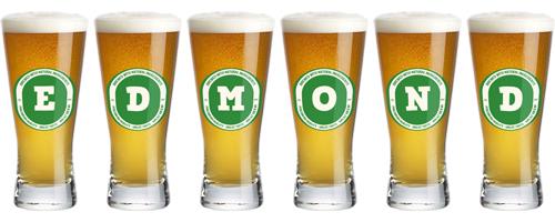 Edmond lager logo