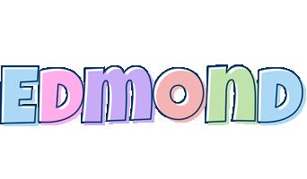Edmond pastel logo