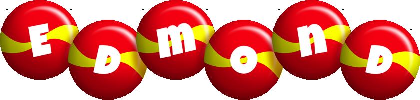 Edmond spain logo