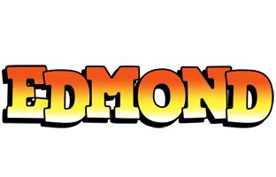 Edmond sunset logo