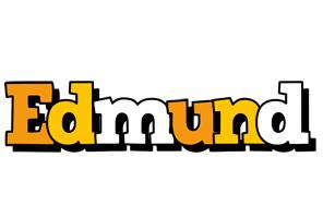Edmund cartoon logo