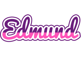 Edmund cheerful logo