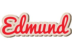 Edmund chocolate logo