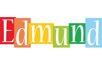 Edmund colors logo