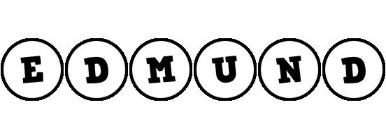 Edmund handy logo