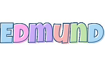 Edmund pastel logo
