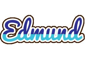 Edmund raining logo