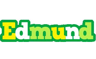Edmund soccer logo