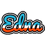 Edna america logo