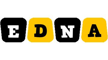 Edna boots logo
