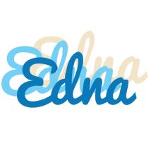 Edna breeze logo