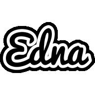 Edna chess logo